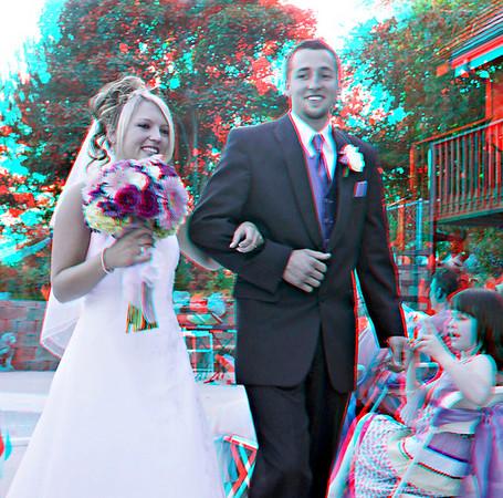 Erin's Wedding - in 3D