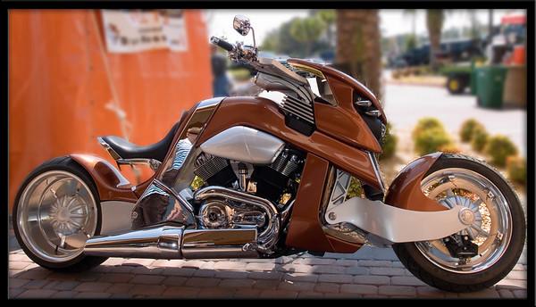12: Bike Week 2008
