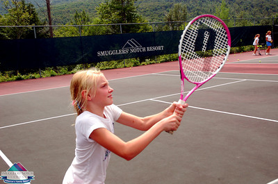 Wk. of July 18th- Tennis Camp