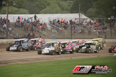 Fonda Speedway 6-19-21 Jann McGaffin