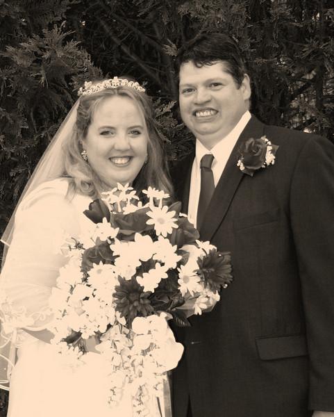 Carey and Hugh Wedding