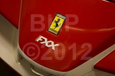 2012 Ferrari Racing Days Saturday Archive