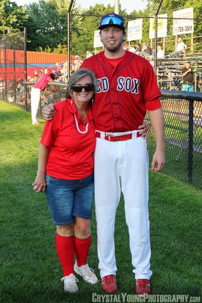 Brantford Red Sox vs. Kitchener Panthers Stefan Strecker Night June 29, 2018