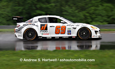 2011 GRAND-AM Rolex & Continental Tire At Lime Rock Park