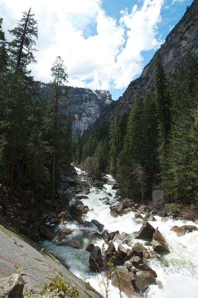 Vernal Fall Stream