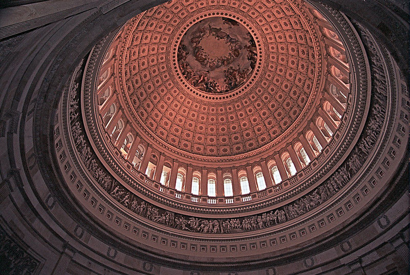 Capitol Dome, Washington