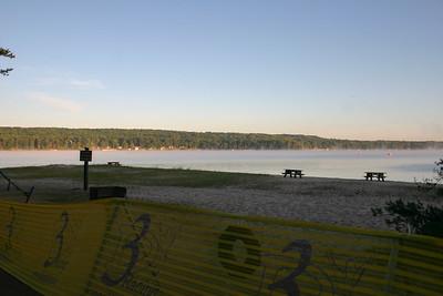 Michigan Triathlon 2007