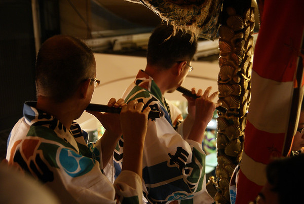 Gion Festival Kyoto Japan 2011
