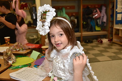 Getting Ready For The Halloween Parade photos by Gary Baker