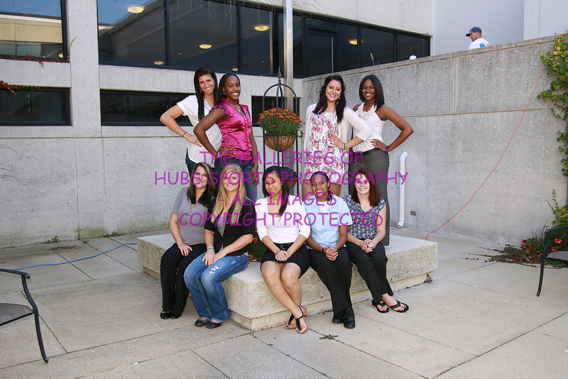 2011-12 KISHWAUKEE COLLEGE WOMANS BASKETBALL TEAM PICTURES