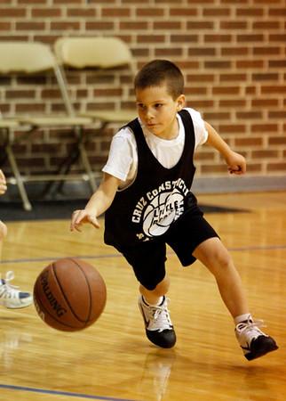 SN Boys Little Rebel Basketball 2012