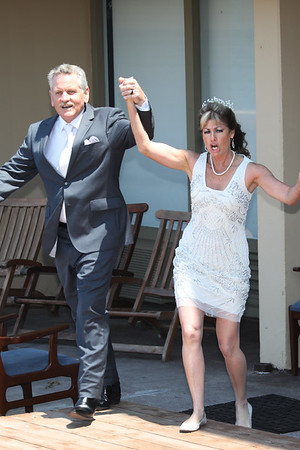 Debbie & Denis Reception