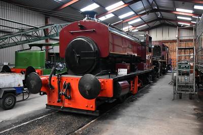 Lakeside & Haverthwaite Railway, 2019