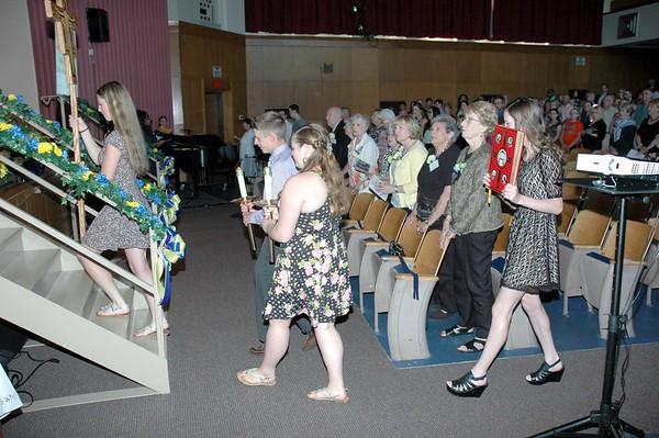 2015 Baccalaureate Liturgy