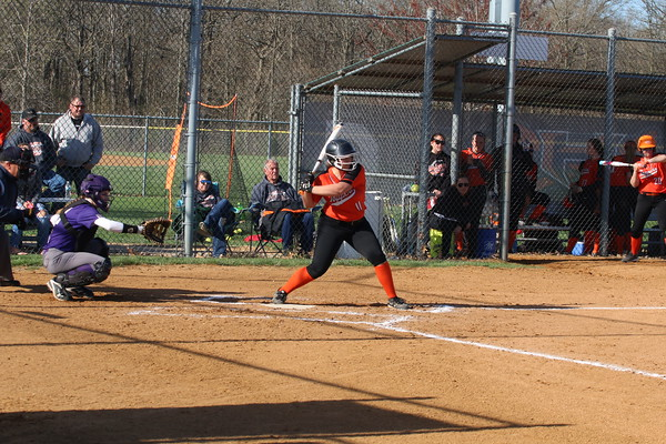 April 12, 2019 - Litchfield/Hillsboro Softball