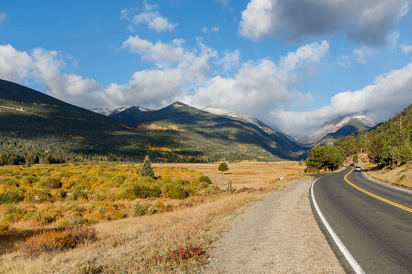 Rocky Mountain National Park Photo Workshop - Sat, Sep 24, 2016