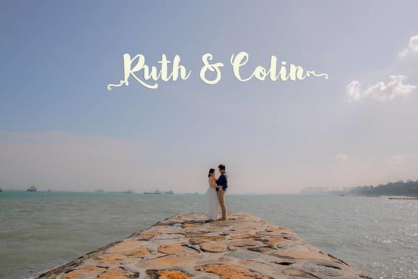 Colin & Ruth Pre-wedding