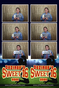 Deziree's Sweet 16