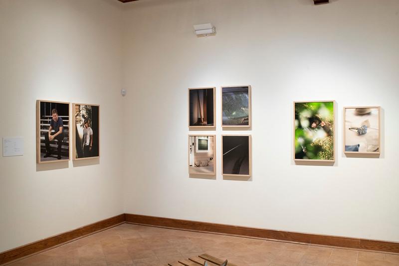 Jason Schwab, installation view