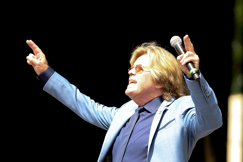 14 08 25 NY State Fair Herman's Hermits Steppenwolf