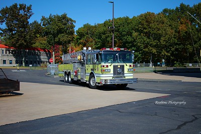 Training - Connecticut Fire Academy - 10/14/2020