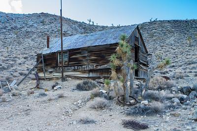 Lost Burro Mine, Death Valley
