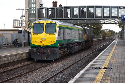 Portlaoise (Rail), 09-10-2019