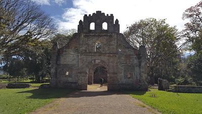Las Ruinas de Ujarras