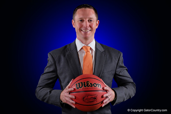 Quick Gallery - Florida Gators Basketball Media Day 2015