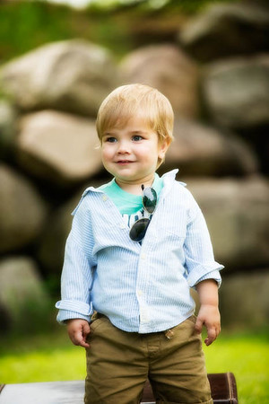 Kalen 2 Year Pictures