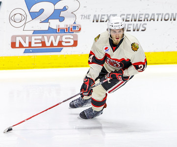 IceHogs vs Monsters 12-07-14