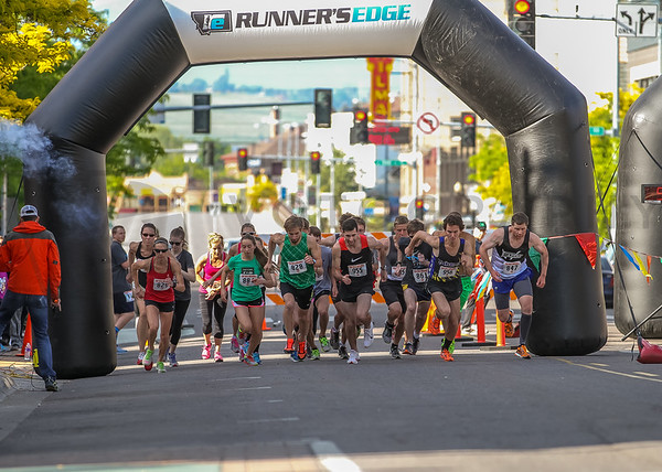 2016 Missoula Mile - Elites