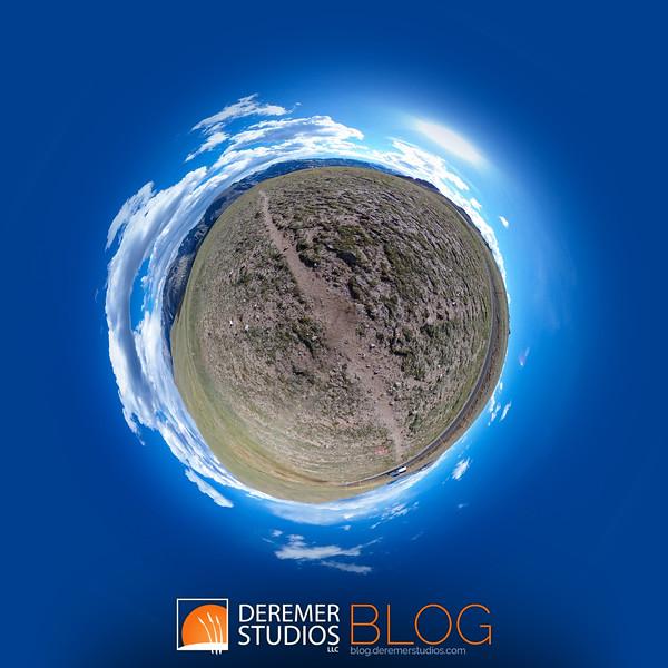 2018 National Parks Globe Project - Rocky Mountain 1A