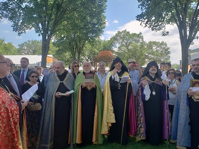 Andastan at National Mall 2018