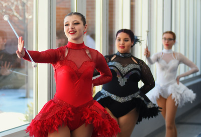 Fusion Competitive Twirling Competition