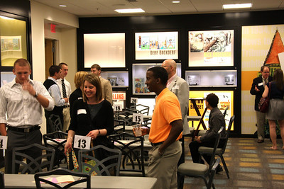 Third Annual Speed Networking Event