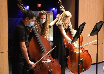 La Porte Middle School Band Concert 2021