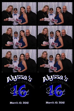 Alyssa's Sweet Sixteen