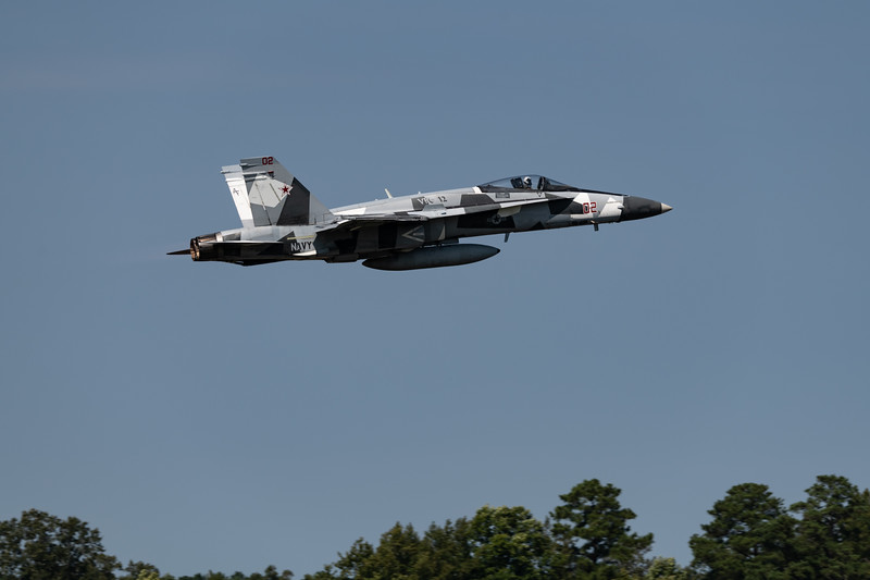 NAS Oceana Fleet Launch