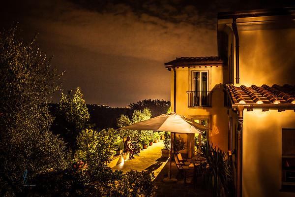 Toscana Lightpainting