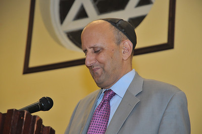 Sephardic Congregation Annual Banquet at Kins (8-26-12)