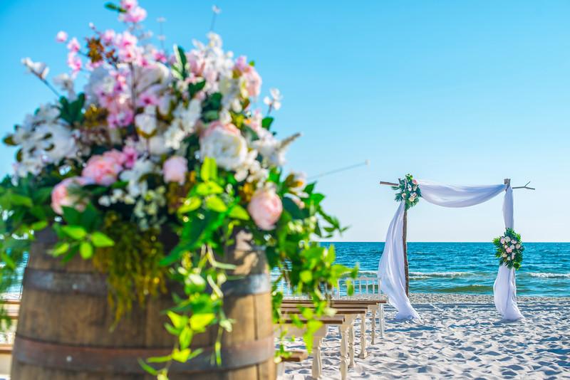 Ayers-Hogg Wedding at Runaway Island