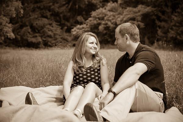 Megan & Trent