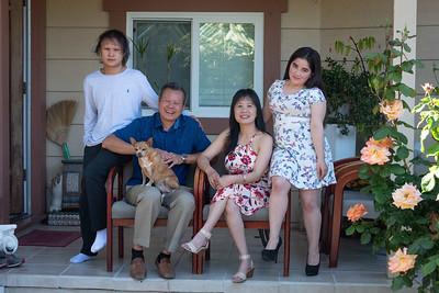 Le Pham Family
