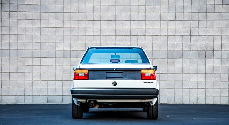 All-Original 1989 VW Jetta Coupe