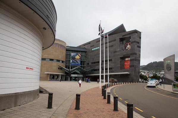 Te Papa Tongarewa - Wellington NZ