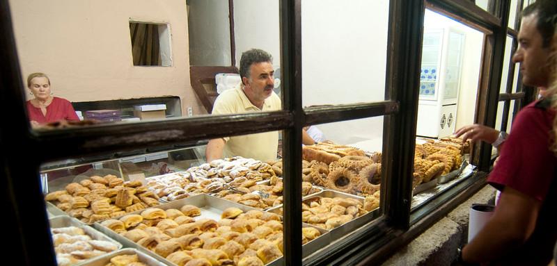 Baker in Xanti