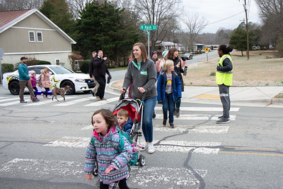 Hillsborough Elementary Walk to School