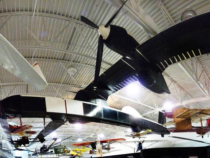 Huge Condor unmanned reconnaissance  plane