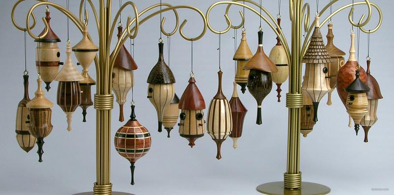 Assorted Birdhouses